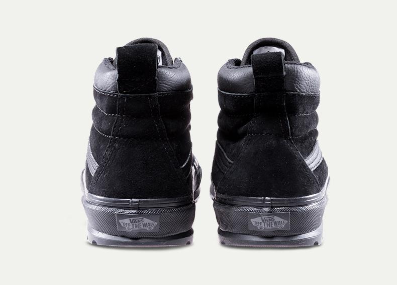 Vans板鞋细节展示