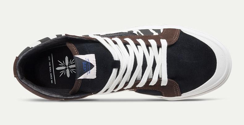 Vans休闲鞋(斑马纹)