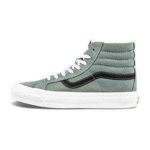 绿色/黑色