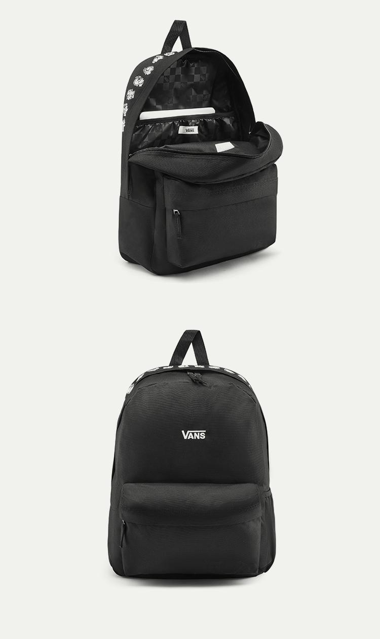范斯男女同款背包运动背包
