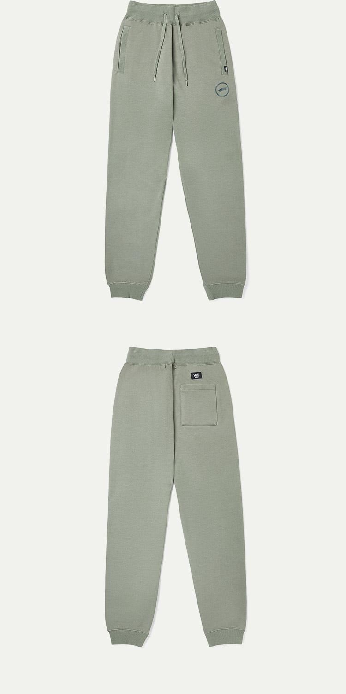 VANS(范斯)AP-C-SALTON-SWEATPANTS男款裤子(橄榄绿)