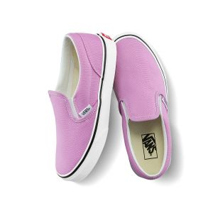 CLASSIC SLIP-ON 中大童帆布鞋
