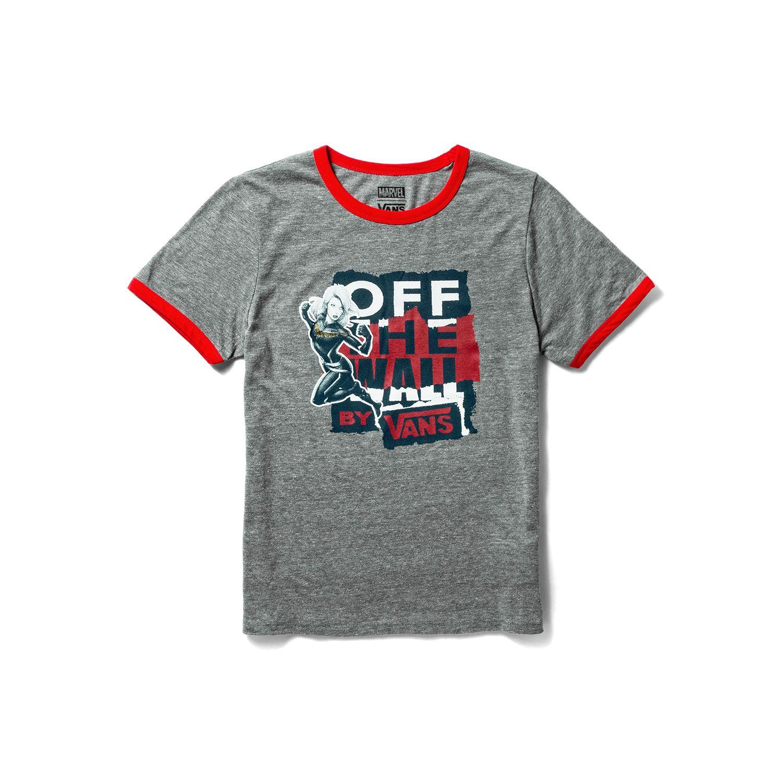 vans短袖_VN0A3QXDNN9丨女款短袖T恤丨女装 丨vans/范斯