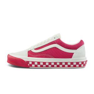 白色/红色