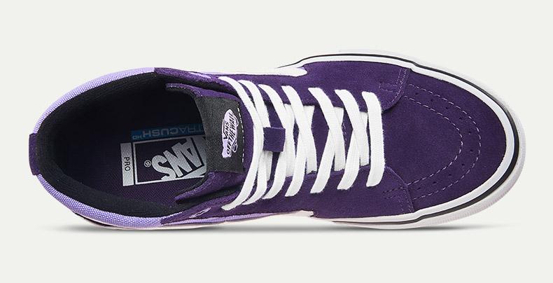 万斯滑板鞋运动鞋vans高帮