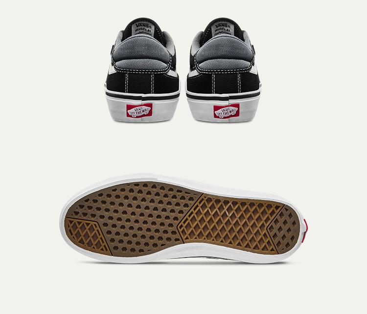 VANS(范斯)TNT-Advanced-Prototype男女款滑板鞋(黑色)