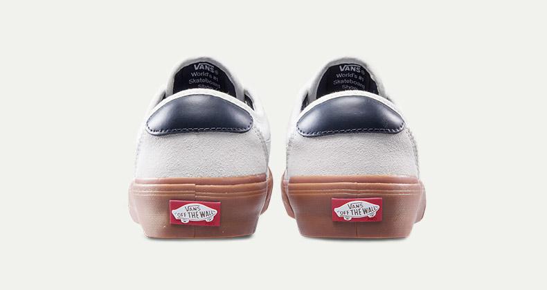 Vans休闲鞋细节展示