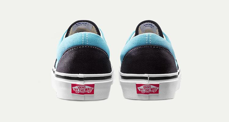 范斯板鞋帆布鞋,可搭配vans时尚系带方法