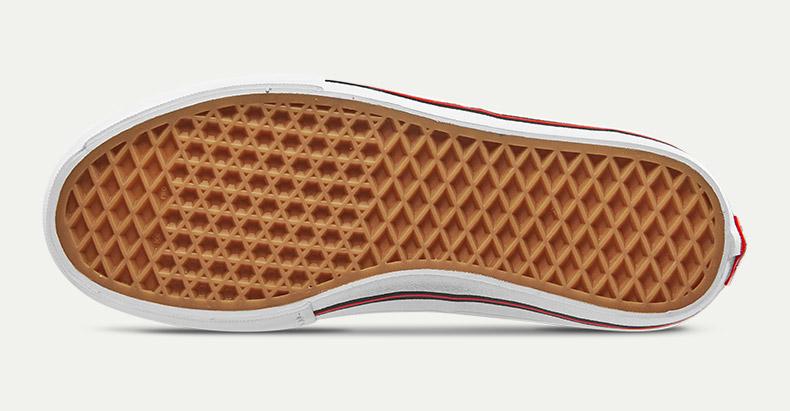 万斯专业滑板鞋穿着舒适