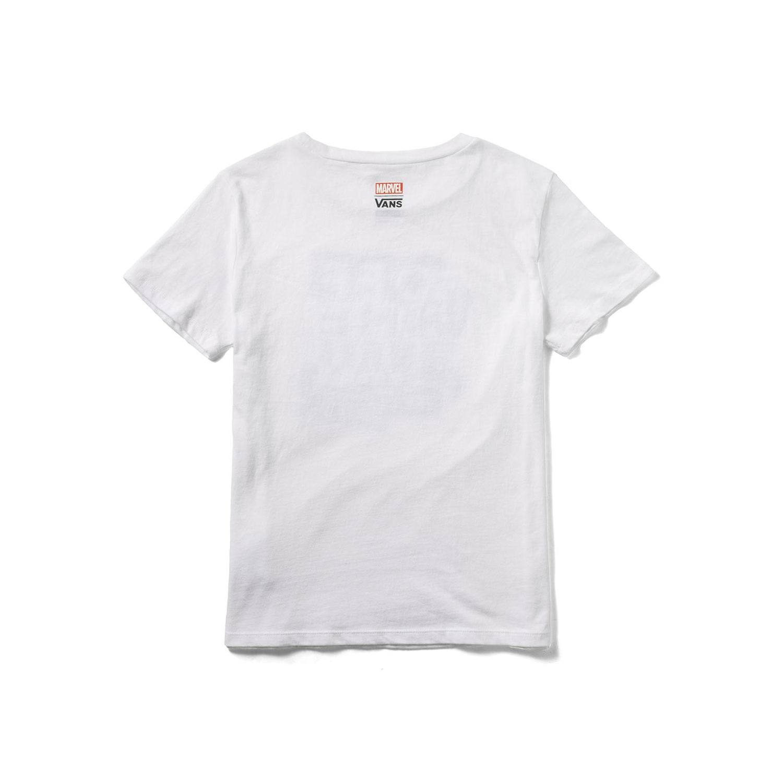 vans短袖_VN0A3TA3WHT丨女款短袖T恤丨女装 丨vans/范斯