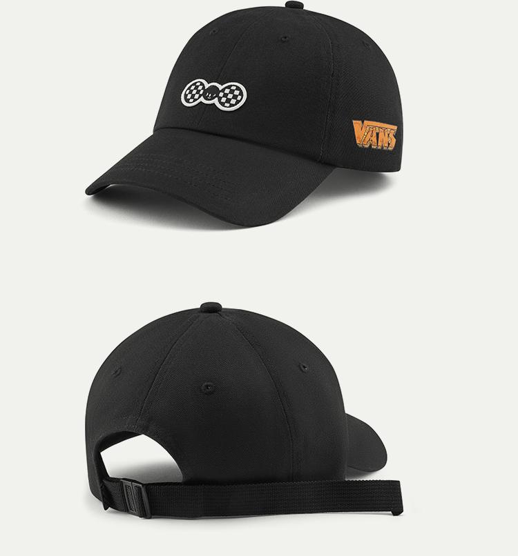 范斯女款棒球帽帽子