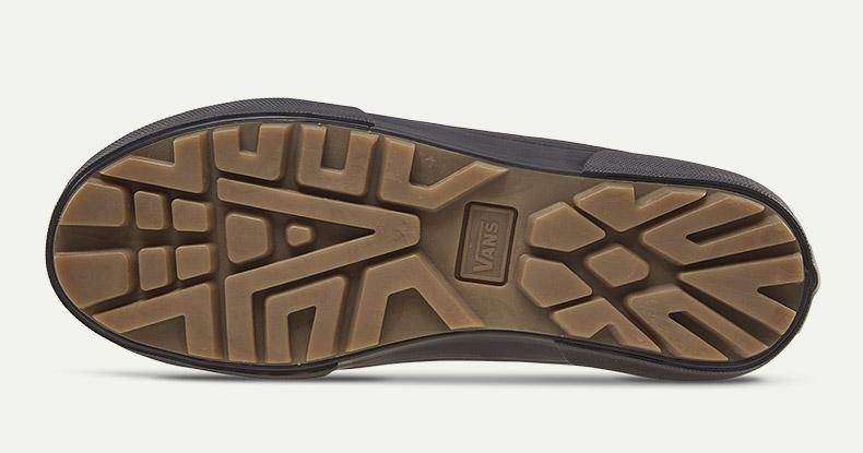 保证舒适感体验的vans经典款板鞋