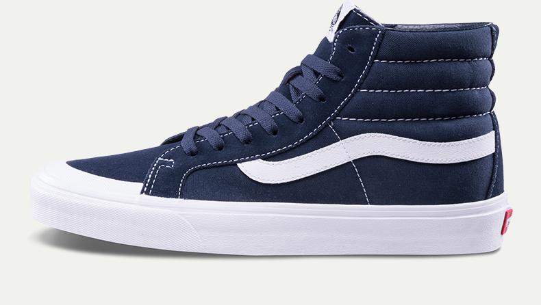 VANS(范斯)SK8-HI男款女款经典款板鞋