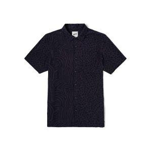 男子短袖衬衫
