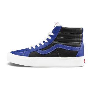 黑色/蓝色