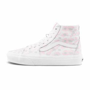 粉色/白色