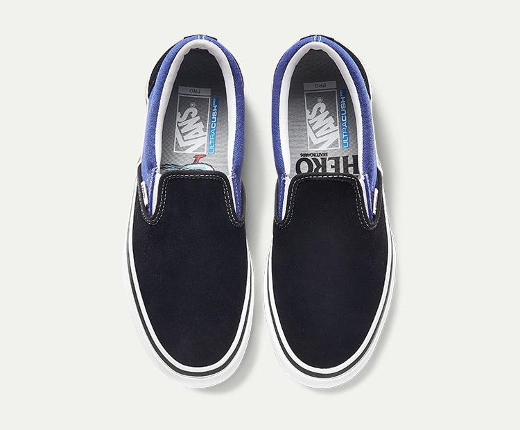 范斯SLIP-ONPRO男女同款滑板鞋板鞋
