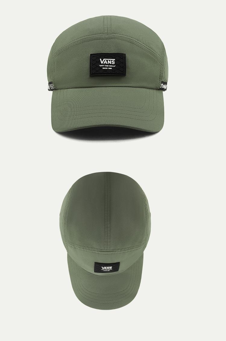 VANS(范斯)AP-V-OTW-TAPPED-HAT男款帽子(墨绿色)